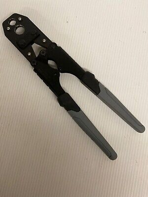 Apollo 69PTKH0014SS 1/2 in and 3/4 in PEX SS Piping Sleeve Crimp Tool