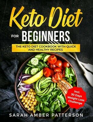 Keto Diet for Beginners Lose Weight Quick Healthy Cookbook Book PDF