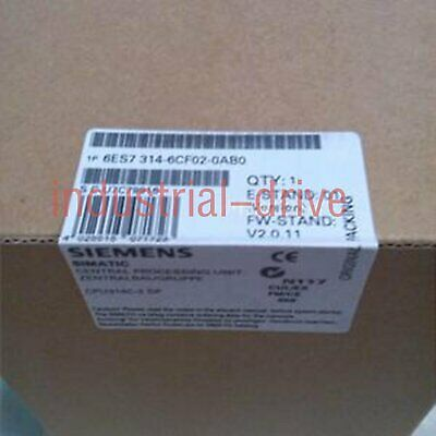 1PC New Brand Siemens 6ES7 314-6CF02-0AB0 One year warranty 6ES73146CF020AB0