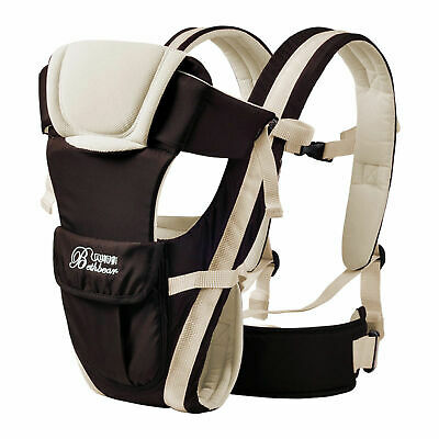 Adjustable Infant Baby Carrier Sling Wrap Baby Bjorn Carrier Breathable Backpack