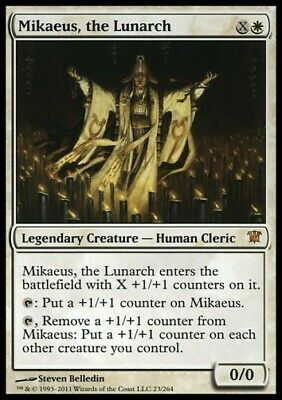 Innistrad *Rare Human Soldier* MTG 4x MENTOR OF THE MEEK