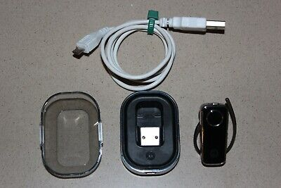 Used: Bluetooth Headset Motorola H685 with SPN5435A Charging Base & Cord