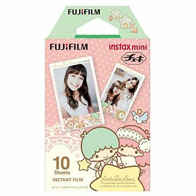 FUJIFILM Instax Mini Instant 10sheets Little TwinStars KIKILALA F/S withtracking
