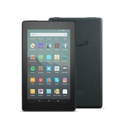 """Amazon Kindle Fire Tablet 7"""" 16 GB Black- 9th Generation 2019 Release NEW SEALED"""