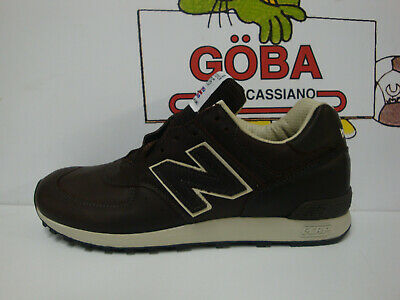 NEW BALANCE SNEAKERS M576 MARRONE mod. M576CBB Brown MADE IN ...