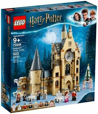 Lego Harry Potter 75948 Hogwarts Clock Tower BRAND NEW in SEALED BOX