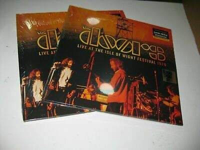 The Doors 2 Lp Live At The Isle Of Wight Festival 1970 Rsd 2019
