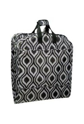 WallyBags 52 Inch Fashion Garment Bag with Pockets Ogee 405 OGEE NEW
