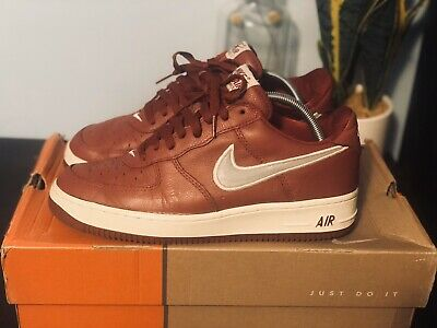 VTG 2005 NIKE Air Force One 1 Puerto Rico 6 Size 10.5