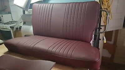 Morris minor rear seat cover set (SPECIAL OFFER)