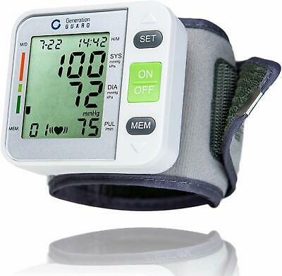 Clinical Automatic Blood Pressure Monitor FDA Approved by Generation Guard