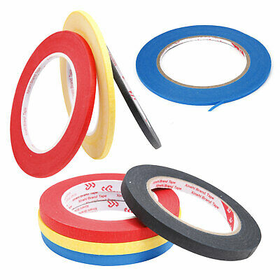 NEW MASKING TAPE INDOOR OUTDOOR DIY PAINTING DECORATING EASY TEAR 10MM x 55M