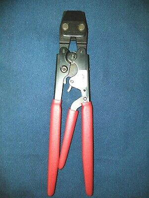 Sargent 9253 SCP 3/8-Inch to 1-Inch PEX Three-Handled Clamp Pincer Tool NEW
