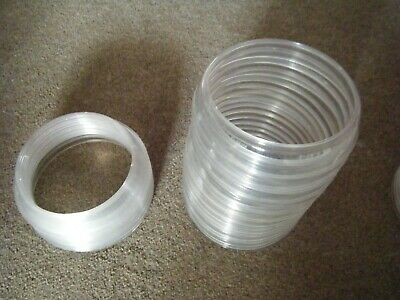 Plate Rings/Covers Polycarbonate