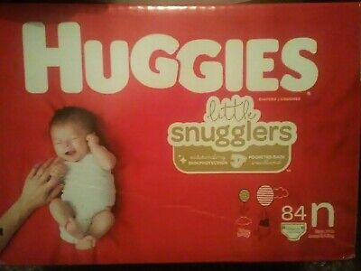 ****Hughes newborn 32 Count Unopened!****