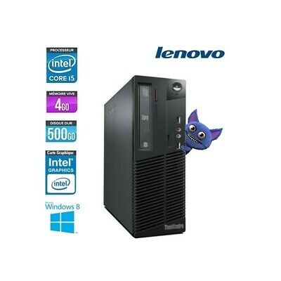 Lenovo Thinkcentre M73 Desktop Core I5 4430