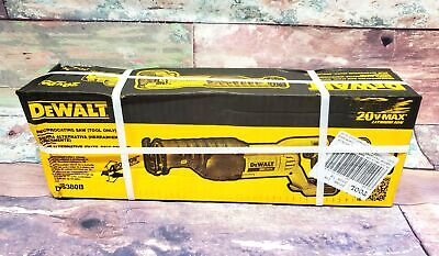 NEW DeWalt DCS380B 20V MAX Cordless Reciprocating Saw Bare Tool Only Sealed