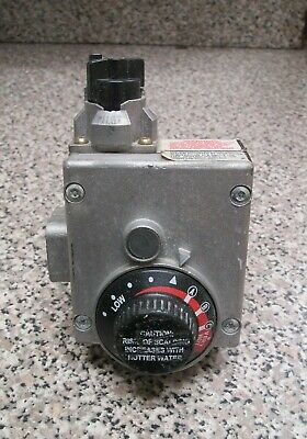 White Rodgers 37C73U-640 Water Heater Gas Valve Thermostat Used Free Shipping