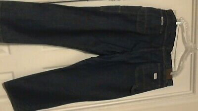 New Armorex By Unifirst Flame-Resistant Carpenter Jeans (44 X 30) Blue W/O Tags