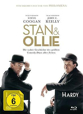 STAN & OLLIE 3 Disc Limited Collector's Mediabook (2 BDs +
