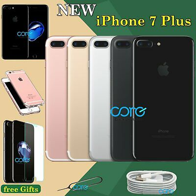 Apple iPhone 7 Plus - 32GB 128GB 256GB - SIM Free Unlocked Smartphone New UK