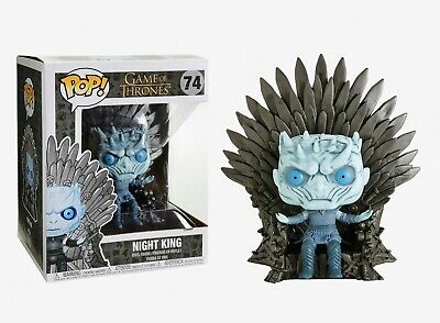 Funko Pop Game of Thrones™: Night King Vinyl Figure #37794