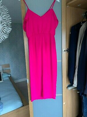 Brand New With Tags - Ladies Oasis Pink Dress - Size 8