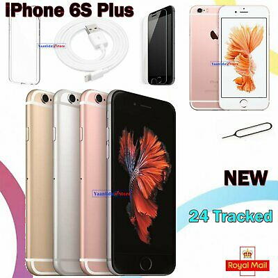 New Apple iPhone 6s Plus 32 64 128GB Unlocked SIM Free Smartphone All Colours UK