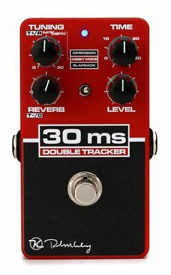 Keeley 30ms Automatic Double Tracker Delay Pedal FREE shipping
