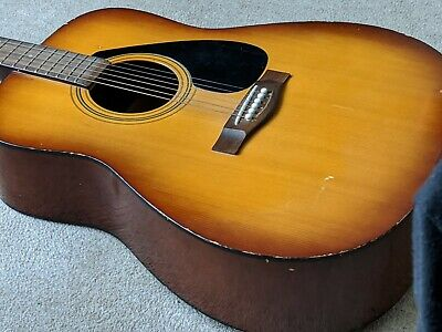 Yamaha F310 TBS Acoustic Guitar - Tobacco Brown Sunburst 6 string  dreadnought