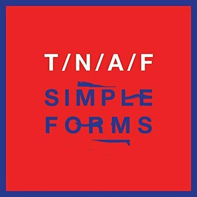 Naked & Famous-Simple Forms Cd New