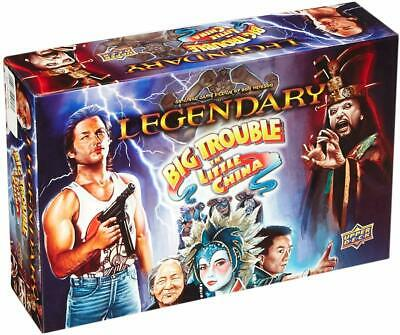 Legendary Big Trouble in Little China Board Game by Upper Deck