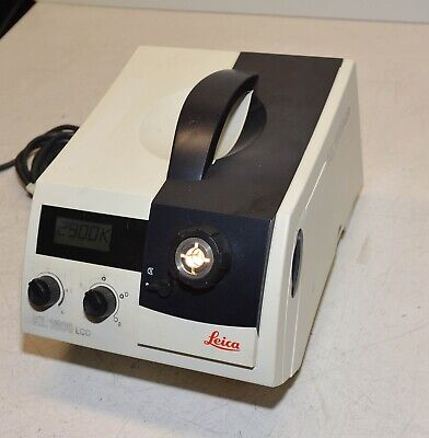 Leica KL 1500 LCD Variable Intensity & Color Temperature Illuminator