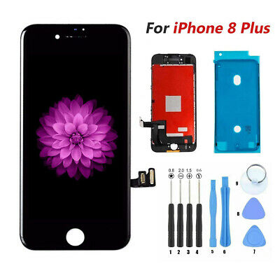 For iPhone 8 Plus  LCD Display Touch Screen Digitizer Assembly Replacement 8P