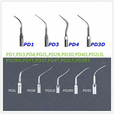 PD Series 14 Types Dental Ultrasonic Scaler Scaling Endo Perio Tip DTE/SATELEC