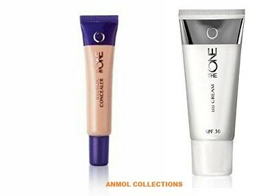 Combination of Oriflame The One BB Cream Light 30 ml & Concealer Nude Beige 10ML