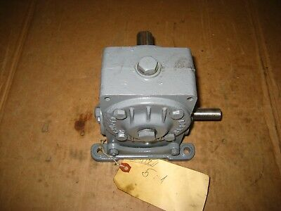 Gear Reduction Box, Crofts