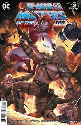 He-Man and the Masters of the Multiverse (2019) #2 (of 6)