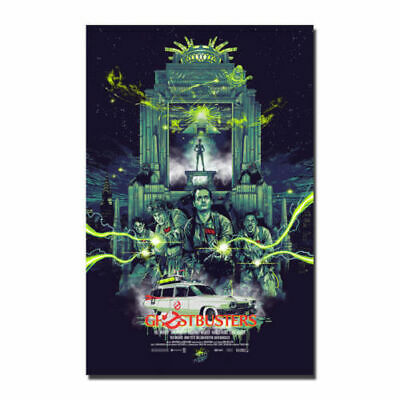 Art Print F-512 GhostBusters Classic Movie Hot Poster 36 27x40in