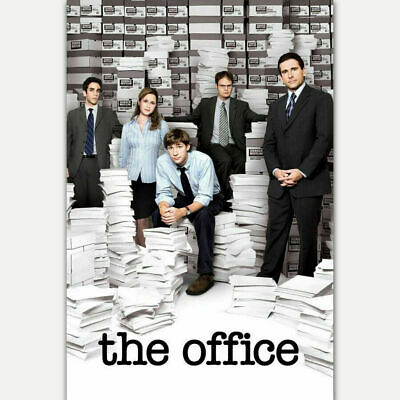 THE OFFICE COMEDY POSTER ART PRINT PICTURE A3 11.7 × 16.5 INCH AMK2159