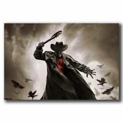 T922 Jeepers Creepers 3 Classic Movie 2017 Horror Film Custom Poster Print Art
