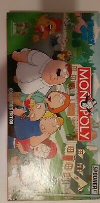 Monopoly Family Guy Collectors Edition Board Game 2010 FACTORY SEALED