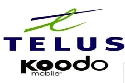 TELUS/KOODO Unlock Code CHEAP FOR SONY, SAMSUNG, LG, HTC, ALCATEL..... ETC FAST.