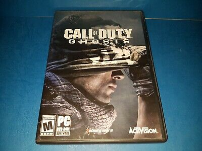 Call of Duty - Ghosts Pc (pre owned) In VGC