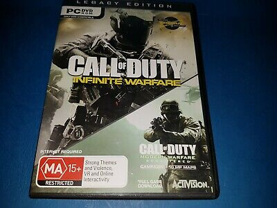 Call of Duty - Infinity Warfare Pc (pre owned) In VGC