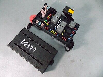 06-07 Ford F250 F350 F-250 Interior Fuse Relay Box Module 6C3T-14A067-BB