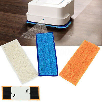 Replacement Washable Wet Dry Mopping Pads for iRobot Braava Jet 240 Cleaner  FB
