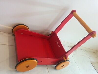 MOOVER Baby Walker, Danish design, suitable from 6 months. Excellent condition!