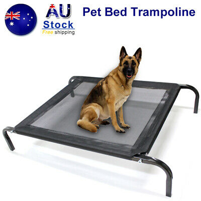 Pet Bed Trampoline cover warmer Large Dog  Puppy Cat Removable Hammock new