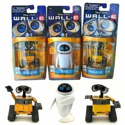 Wall-E&EVE Mini Robot Movable PVC Action Figures Toy Doll Kid Gift Collection